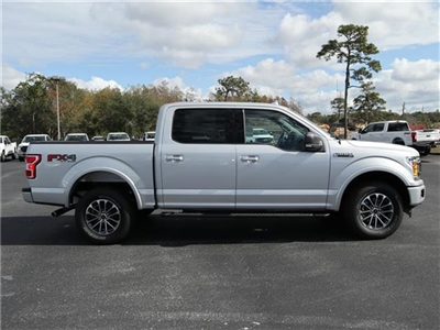 2018 F-150 SuperCrew Cab 4x4,  Pickup #8W1E3481 - photo 4