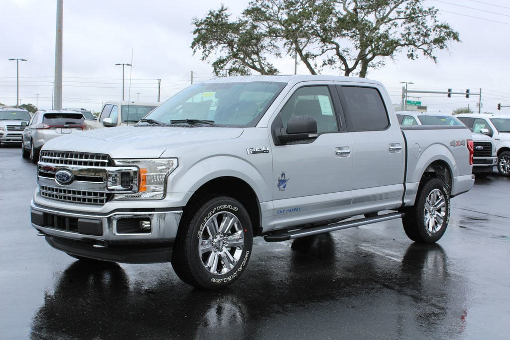 2018 F-150 Crew Cab 4x4 Pickup #8W1E7487 - photo 4