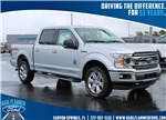 2018 F-150 Crew Cab 4x4, Pickup #8W1E7487 - photo 1