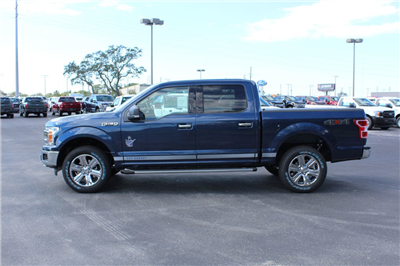 2018 F-150 Crew Cab 4x4, Pickup #8W1E7488 - photo 5