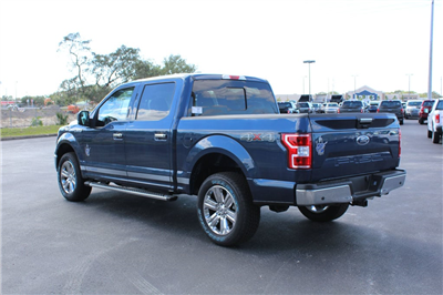 2018 F-150 Crew Cab 4x4, Pickup #8W1E7488 - photo 6