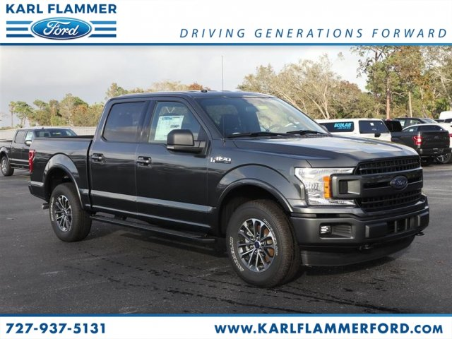 2018 F-150 SuperCrew Cab 4x4,  Pickup #8W1E7779 - photo 1