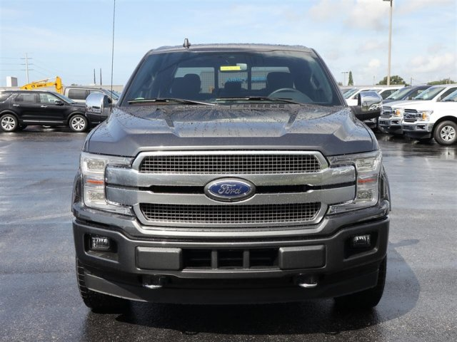 2018 F-150 SuperCrew Cab 4x4,  Pickup #8W1E9170 - photo 3