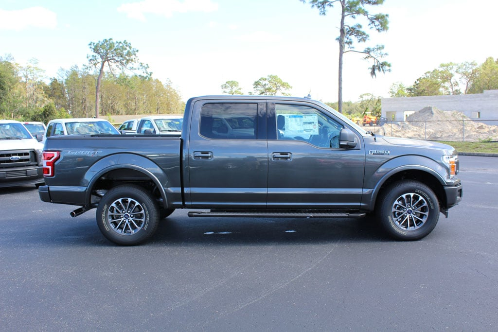 2018 F-150 Crew Cab 4x4 Pickup #8W1E9406 - photo 8