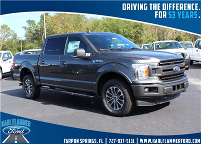 2018 F-150 Crew Cab 4x4 Pickup #8W1E9406 - photo 1
