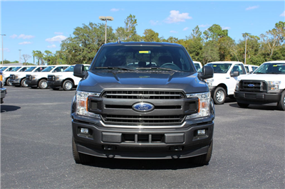 2018 F-150 Crew Cab 4x4 Pickup #8W1E9406 - photo 3