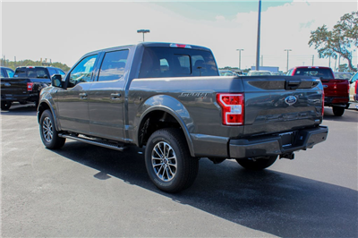 2018 F-150 Crew Cab 4x4 Pickup #8W1E9406 - photo 6