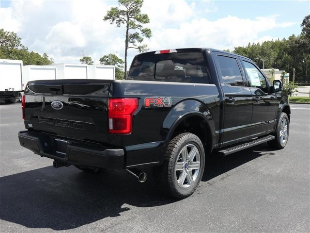 2018 F-150 SuperCrew Cab 4x4,  Pickup #8W1E9585 - photo 2