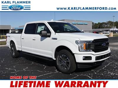 2018 F-150 SuperCrew Cab 4x4,  Pickup #8W1E9751 - photo 1