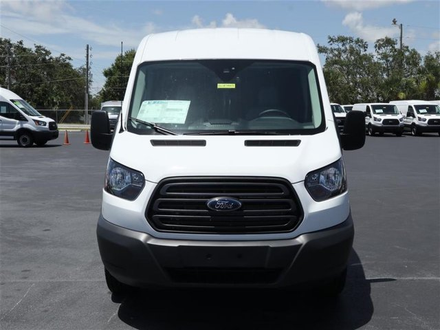 2018 Transit 350 Med Roof 4x2,  Empty Cargo Van #8W2C4803 - photo 3
