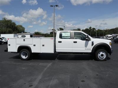 2018 F-450 Crew Cab DRW,  Service Body #8W4G5061 - photo 4
