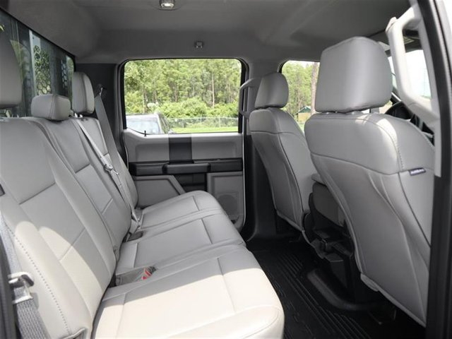 2018 F-550 Crew Cab DRW 4x4,  Platform Body #8W5H8865 - photo 11