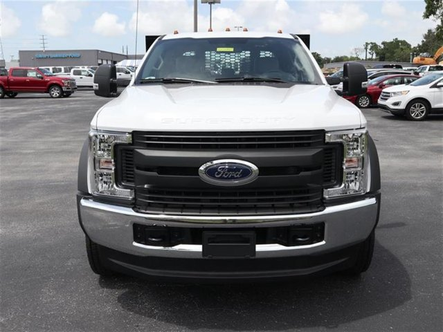 2018 F-550 Crew Cab DRW 4x4,  Knapheide Platform Body #8W5H8865 - photo 3