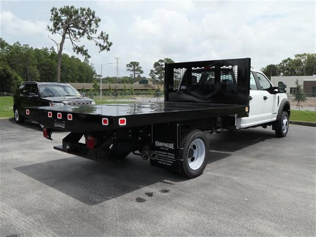 2018 F-550 Crew Cab DRW 4x4,  Knapheide Platform Body #8W5H8865 - photo 2