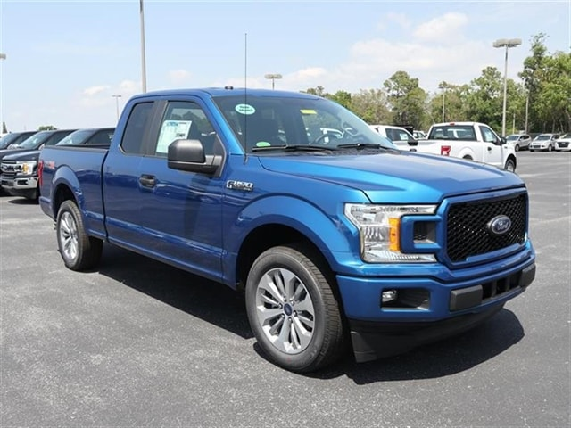 2018 F-150 Super Cab, Pickup #8X1C2456 - photo 1