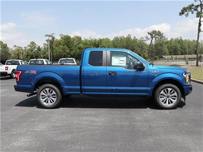 2018 F-150 Super Cab, Pickup #8X1C2456 - photo 4