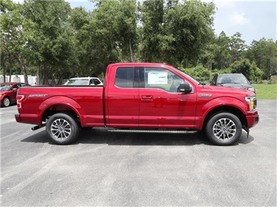 2018 F-150 Super Cab 4x2,  Pickup #8X1C5972 - photo 4