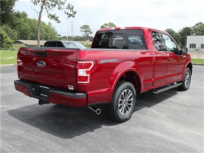 2018 F-150 Super Cab 4x2,  Pickup #8X1C5972 - photo 2