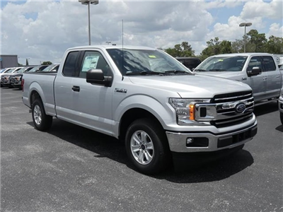 2018 F-150 Super Cab 4x2,  Pickup #8X1C8264 - photo 1