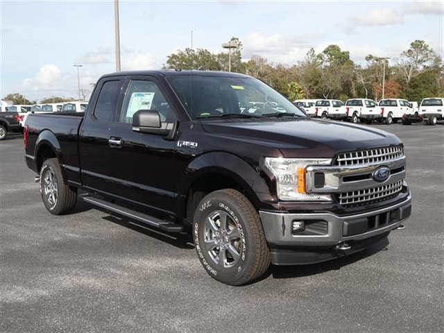2018 F-150 Super Cab 4x4,  Pickup #8X1E5409 - photo 1