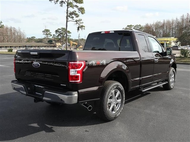 2018 F-150 Super Cab 4x4,  Pickup #8X1E5409 - photo 2