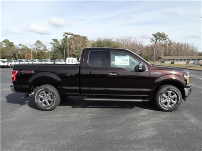 2018 F-150 Super Cab 4x4,  Pickup #8X1E5409 - photo 4