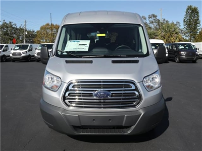 2018 Transit 350, Passenger Wagon #8X2C8777 - photo 3