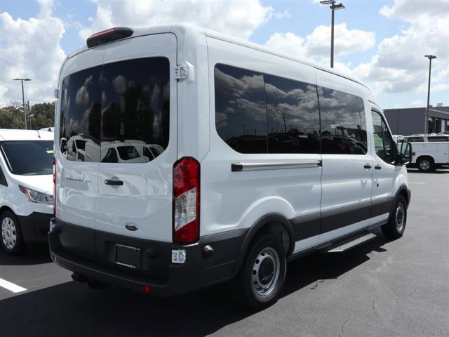 2018 Transit 350 Med Roof 4x2,  Passenger Wagon #8X2C9709 - photo 2
