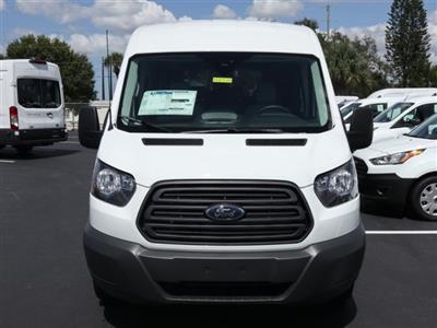 2018 Transit 350 Med Roof 4x2,  Passenger Wagon #8X2C9709 - photo 3