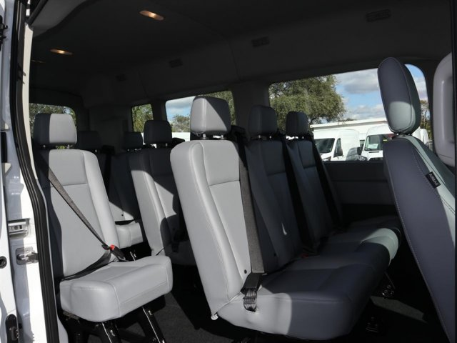 2018 Transit 350 Med Roof 4x2,  Passenger Wagon #8X2C9710 - photo 11