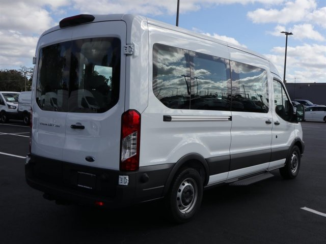 2018 Transit 350 Med Roof 4x2,  Passenger Wagon #8X2C9710 - photo 2