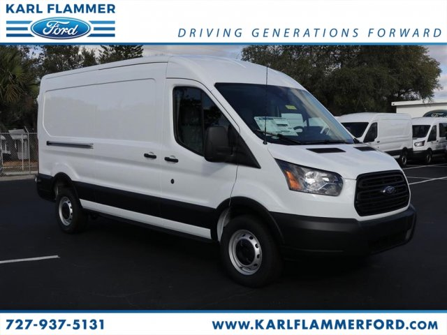 2019 Transit 250 Med Roof 4x2,  Empty Cargo Van #9R2C4208 - photo 1
