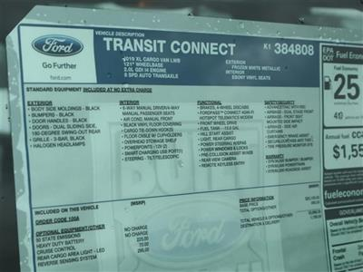 2019 Transit Connect 4x2,  Empty Cargo Van #9S7E4808 - photo 15
