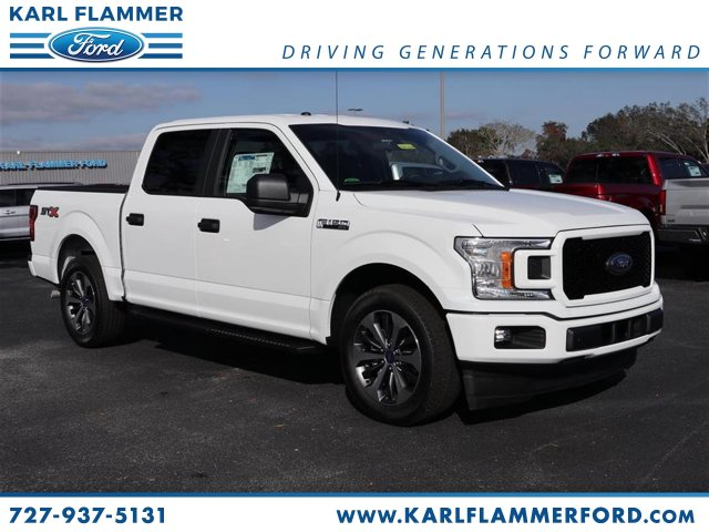 2019 F-150 SuperCrew Cab 4x2,  Pickup #9W1C7600 - photo 1
