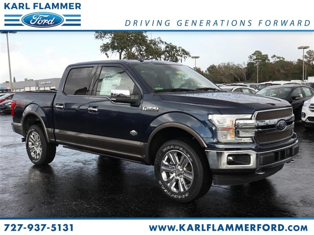 2019 F-150 SuperCrew Cab 4x4,  Pickup #9W1E0356 - photo 1