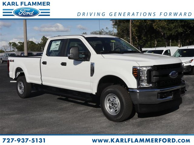 2019 F-250 Crew Cab 4x4,  Pickup #9W2B1234 - photo 1