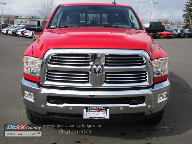 2017 Ram 3500 Crew Cab 4x4,  Pickup #077194 - photo 3