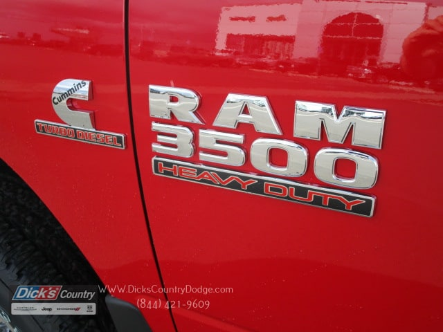 2017 Ram 3500 Crew Cab 4x4,  Pickup #077194 - photo 7
