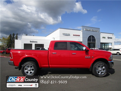2017 Ram 3500 Crew Cab 4x4,  Pickup #077225 - photo 1