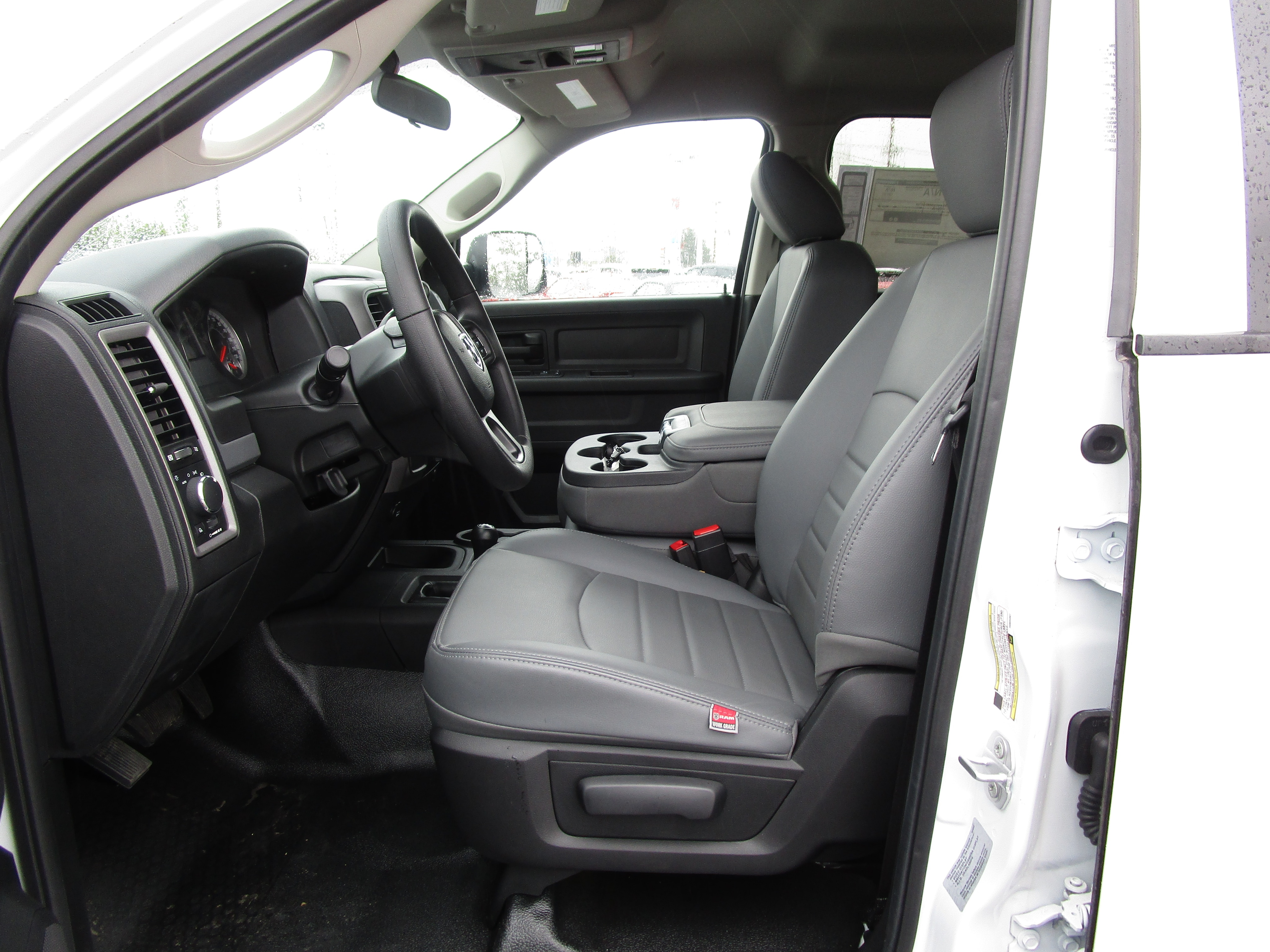 2017 Ram 5500 Crew Cab DRW 4x4,  Contractor Body #077734 - photo 17