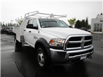 2017 Ram 5500 Crew Cab DRW 4x4,  Harbor Contractor Body #077734 - photo 1