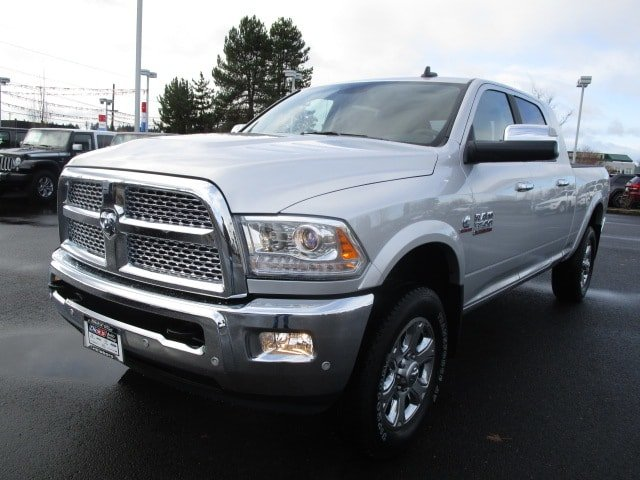 2018 Ram 3500 Mega Cab 4x4,  Pickup #087080 - photo 4
