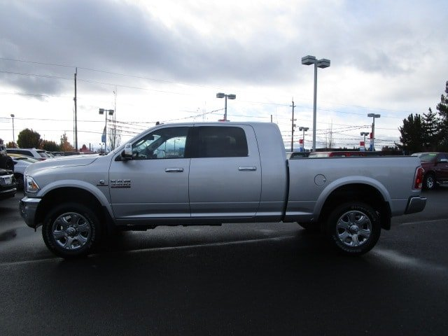 2018 Ram 3500 Mega Cab 4x4,  Pickup #087080 - photo 5
