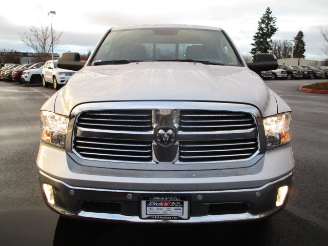 2018 Ram 1500 Crew Cab 4x4,  Pickup #087090 - photo 4