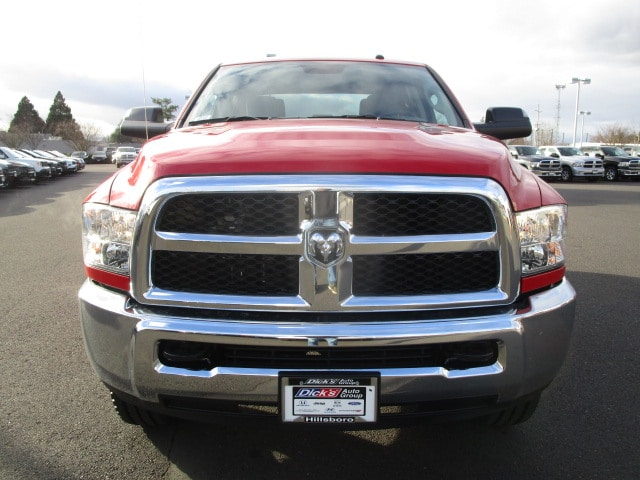 2018 Ram 2500 Crew Cab 4x4,  Pickup #087216T - photo 8