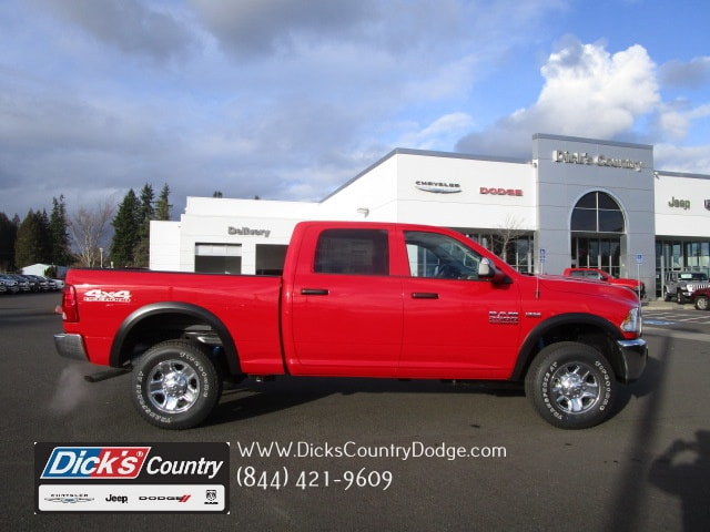 2018 Ram 2500 Crew Cab 4x4,  Pickup #087216T - photo 1
