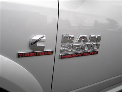 2018 Ram 2500 Mega Cab 4x4,  Pickup #087218 - photo 16