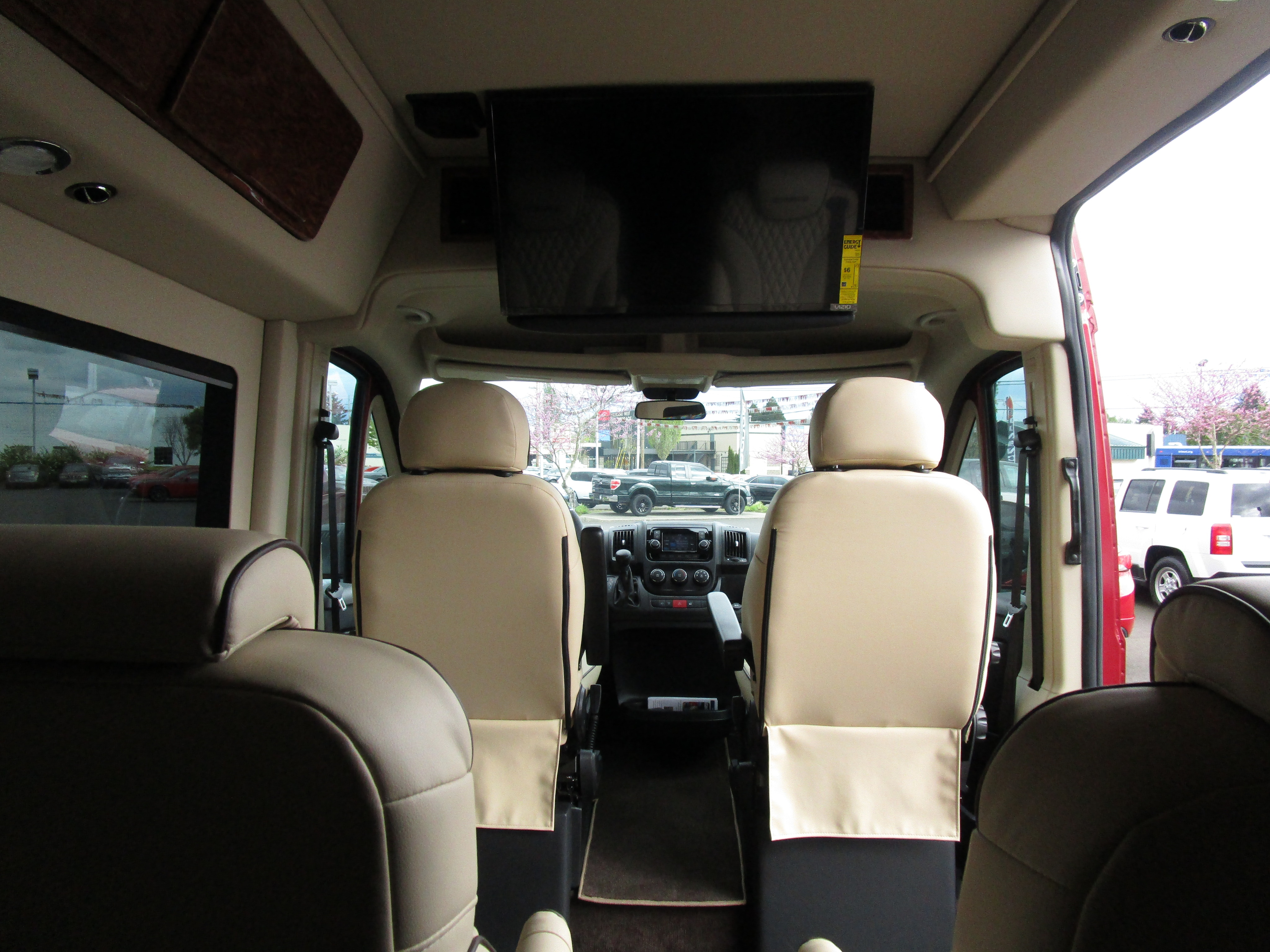 2018 ProMaster 1500 High Roof, Passenger Wagon #087264 - photo 17