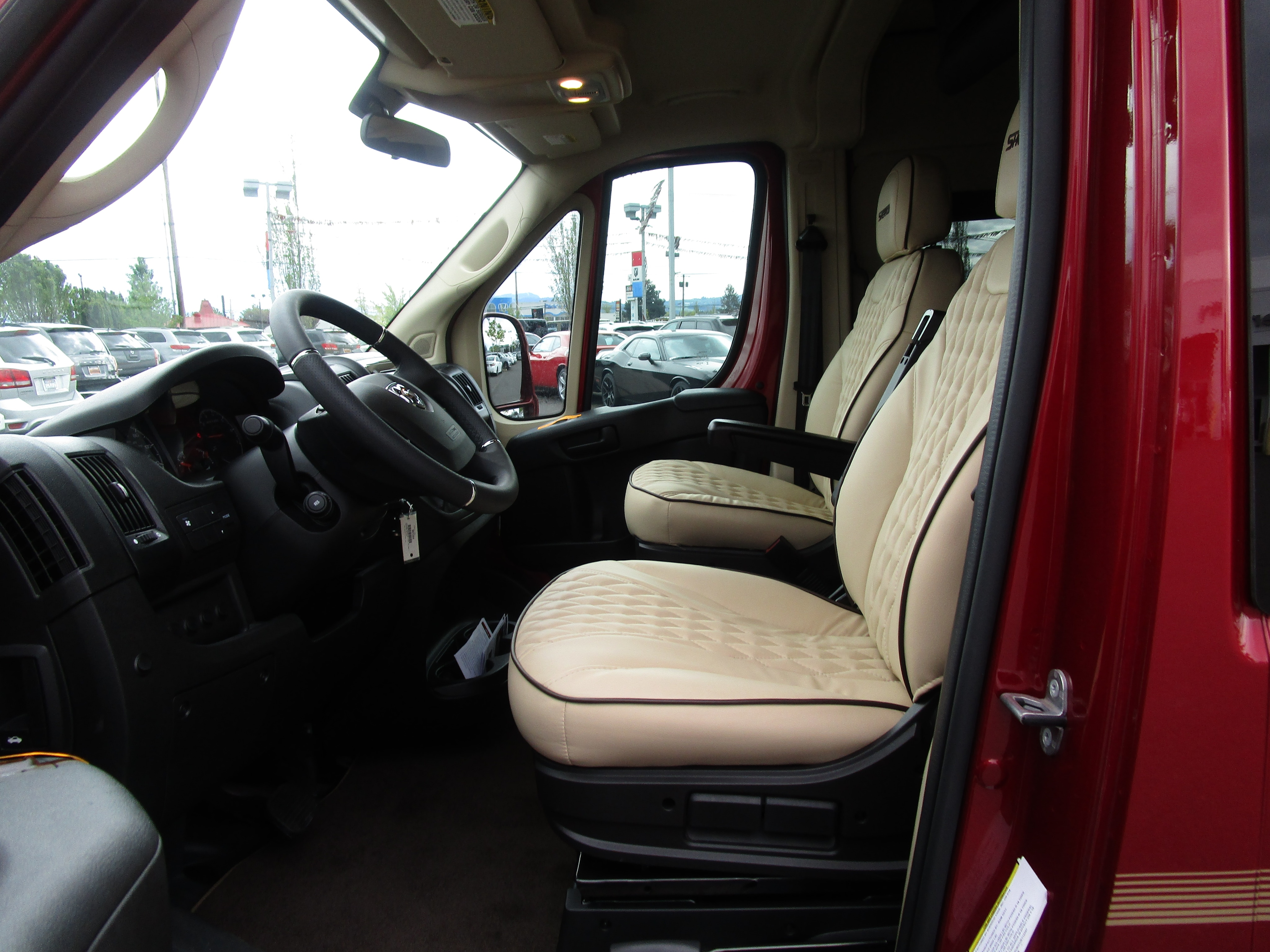 2018 ProMaster 1500 High Roof, Passenger Wagon #087264 - photo 26