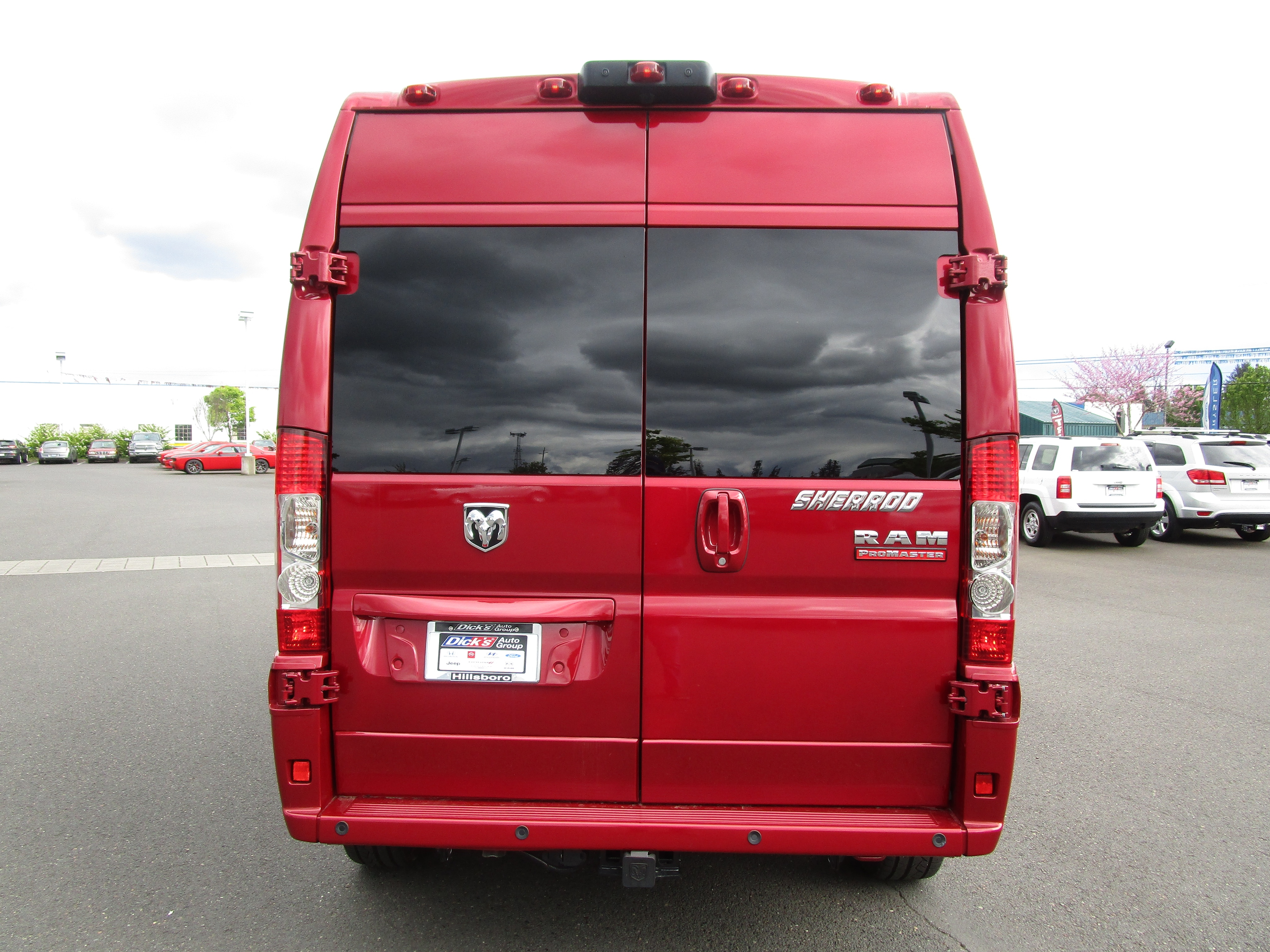 2018 ProMaster 1500 High Roof, Passenger Wagon #087264 - photo 2